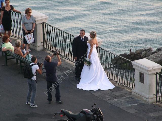 Sicilian Wedding, Ortygia Island, Syracusa