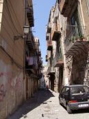 Side Street, Palermo