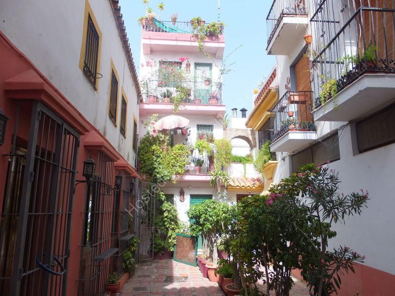 Side Street, Marbella