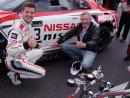 Nissan Driver & Black Swan Sponsor