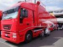 Team Kasperasky Truck