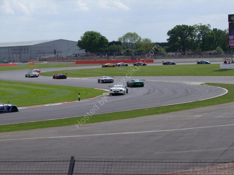 Race Underway