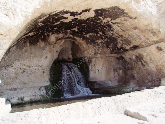 Grotta del Muscion, Greek Theatre, Syracusa