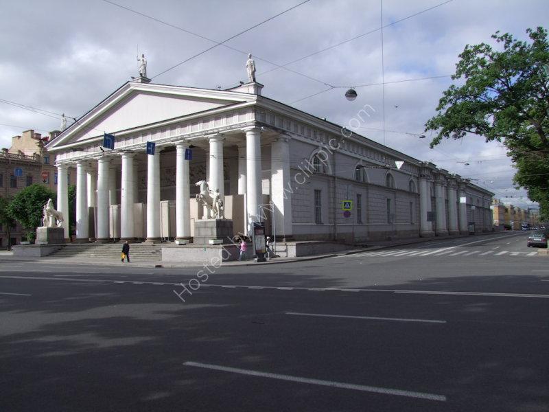Old Stables, St Petersburg