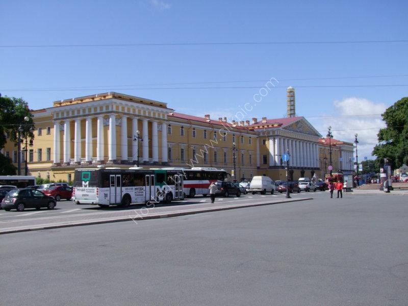 Admiralty Building, St Petersburg
