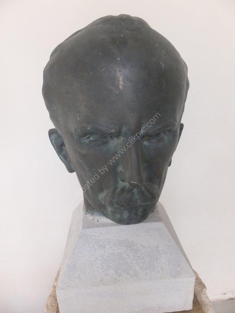 Bronze of Jose Marti, Havana