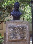 Bronze Bust of Alexander von Humboldt (1769-1859), Havana