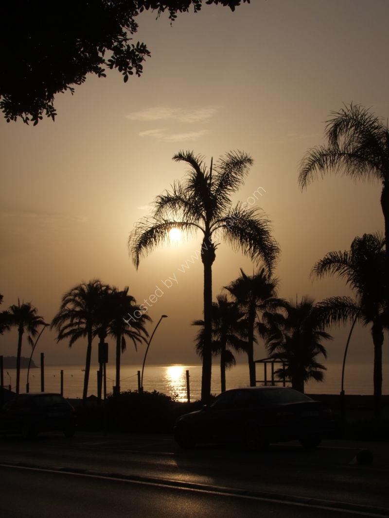 Sunrise, Estepona