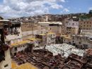Tannery, Fes