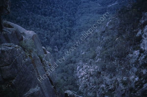 The Gorge, Mount Buffalo, Victoria State