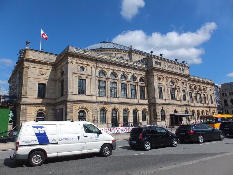 Theatre, Copenhagen