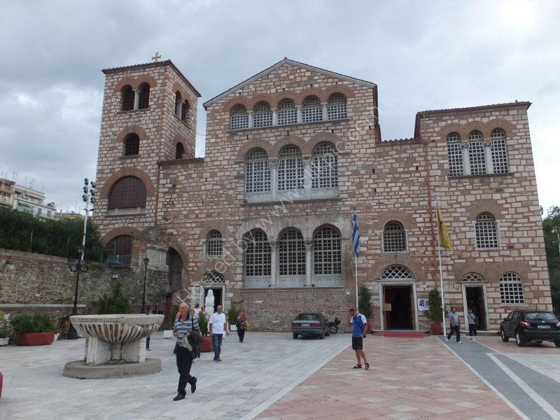 Church of Sr Demetrius, Thessalonika
