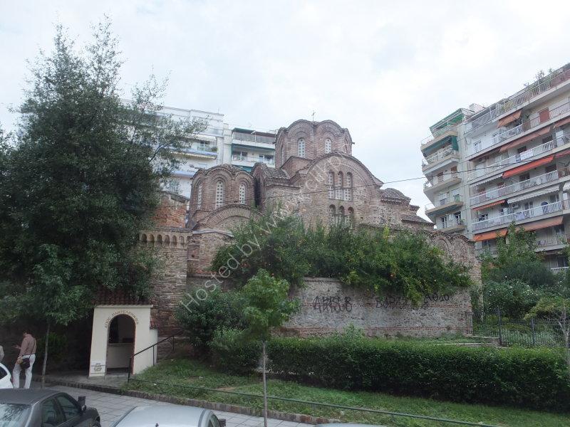Church of St Demetrius, Thessalonica