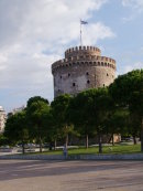 Blood Tower now known as White Tower 15th Century, Thessalonica