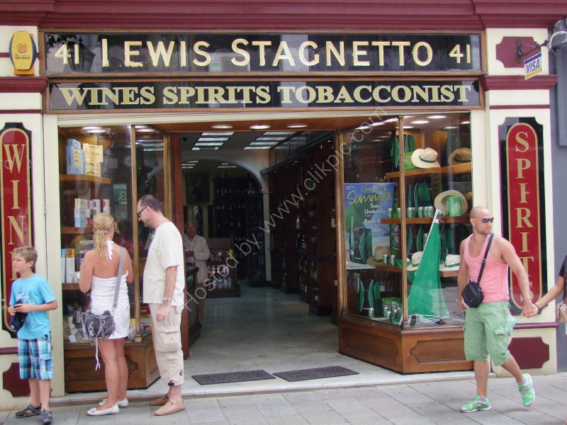 Traditional Tobacco Shop, Main Street