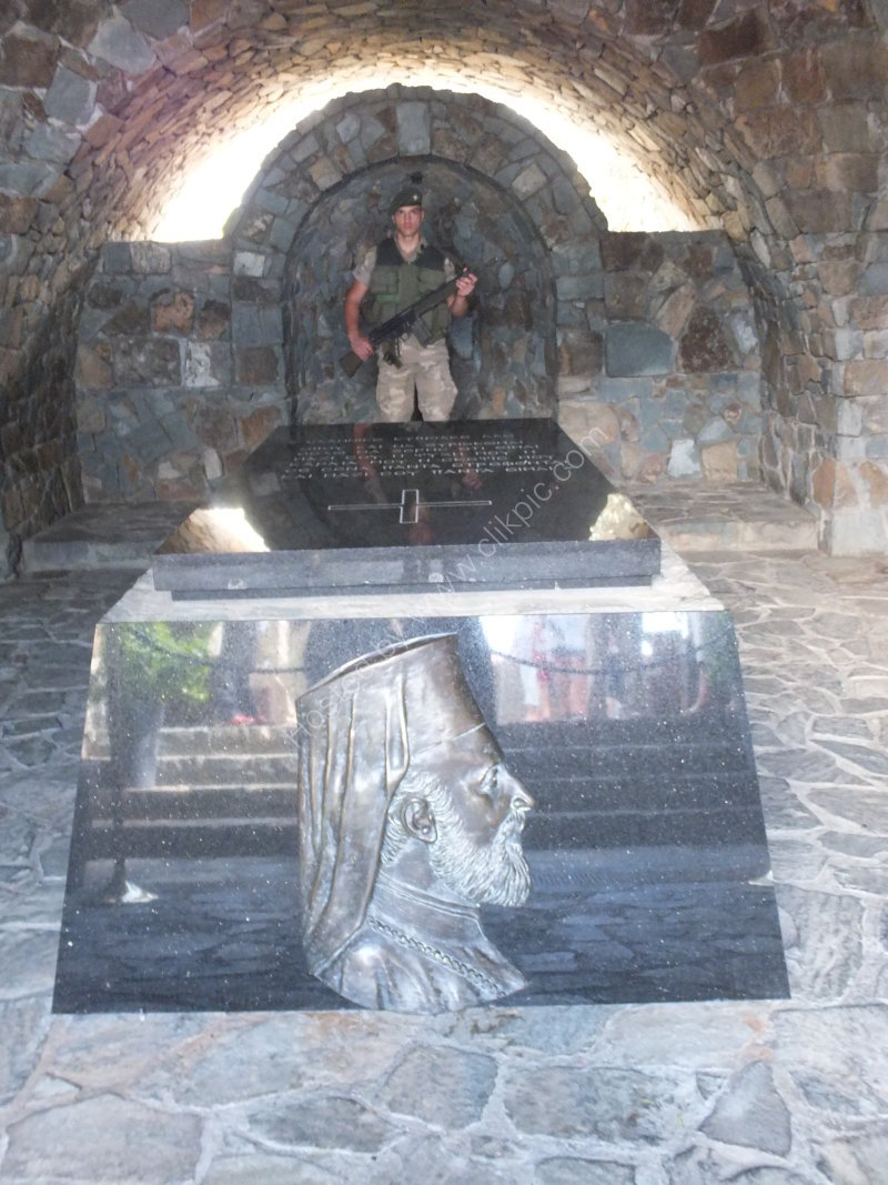 Tomb of Archbishop Makarios III, Troodos Mountains