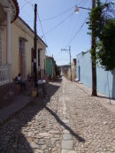 Typical Street, Trinidad