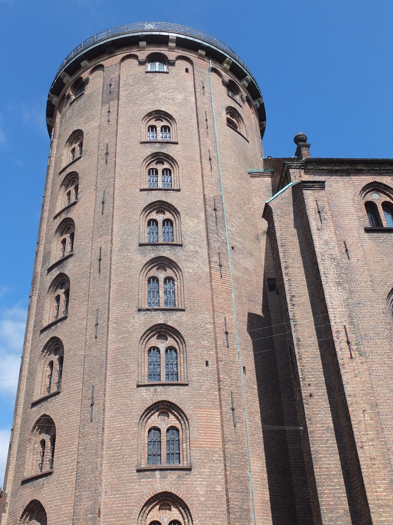 Round Tower (1637-1642)