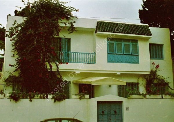 Typical House, Hammamet