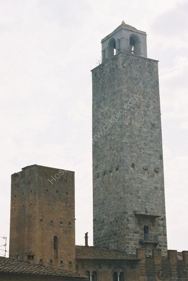 Two Towers, San Gimignano, Tuscany