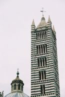 Tower of The Duomo, Sienna, Tuscany