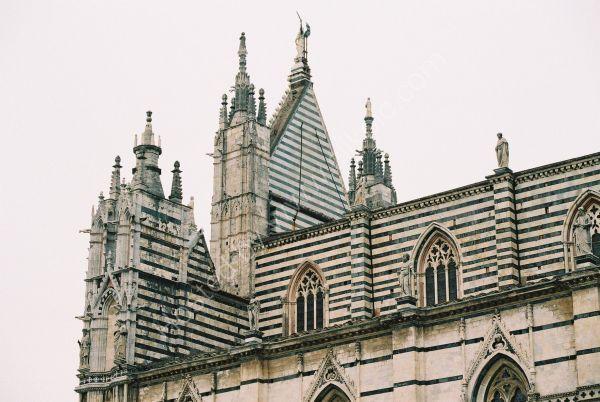 The Duomo, Sienna, Tuscany
