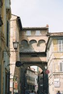 Inside Entrance, San Gimignano, Tuscany