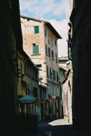 Side Street, Lucca, Tuscany