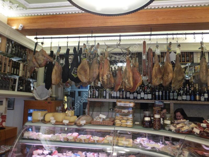 Typical Portuguese Deli