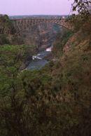 Railway Bridge, Victoria Falls, Livingstone