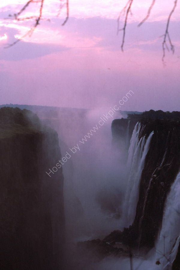 Early Evening, Victoria Falls, Livingstone