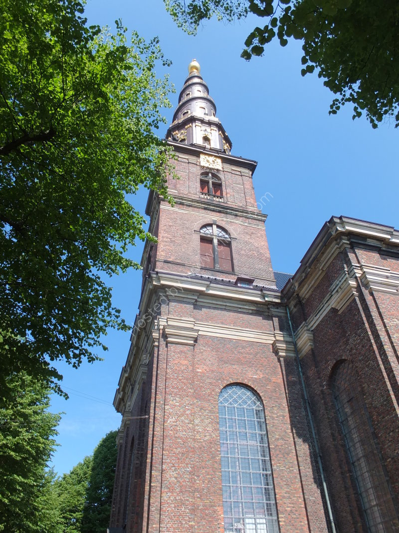 Clock & Bell Tower, Vor Freislers Church