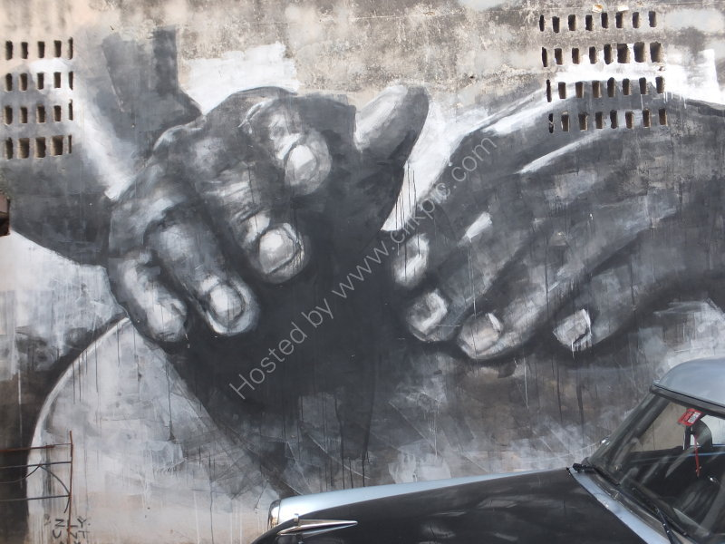Wall Mural, Havana