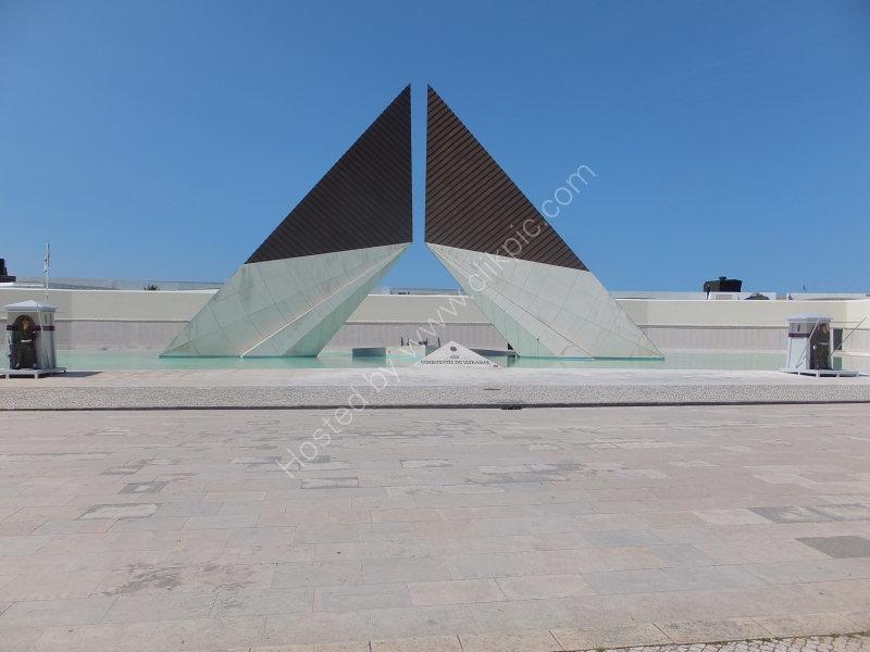 War Memorial & Sentries