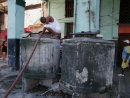 Filling Water Butts, Havana
