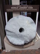 The World's Largest Coin, China Town