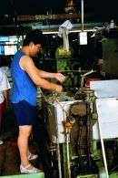 Operative, Silk Spinning Mill, Wuxi