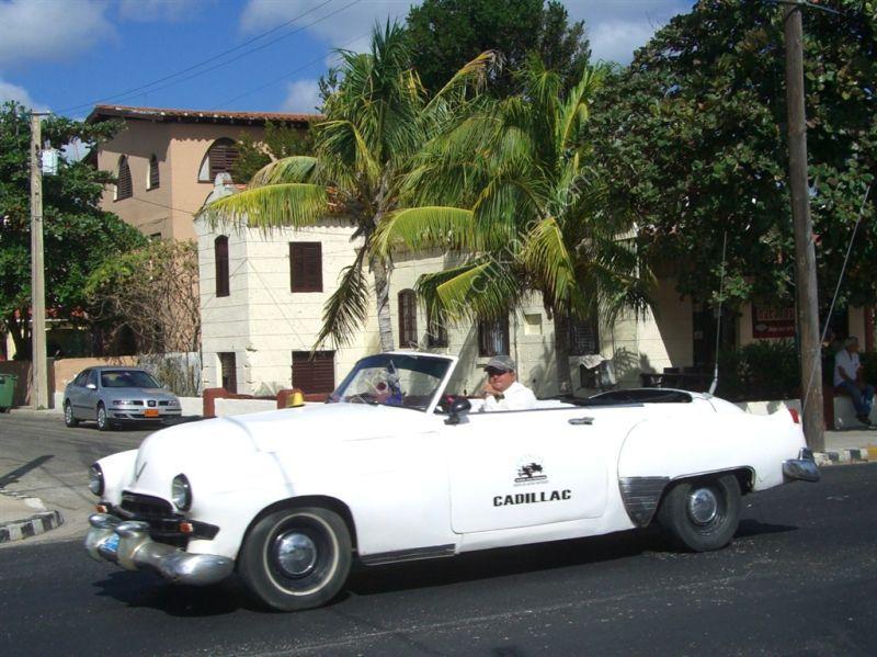 1950's Cadillac, Varadero