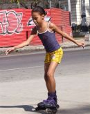 Cuban Girl at Play!, Havana