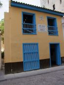 Birth Home of Jose Marti, Leonor Perez  Street(Paula),Havana