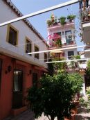 Courtyard, Old Town, Marbella