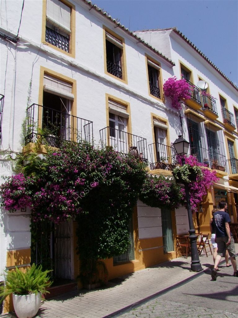 Street, Old Town, Marbella