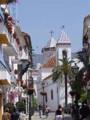 Buidings, Old Town, Marbella