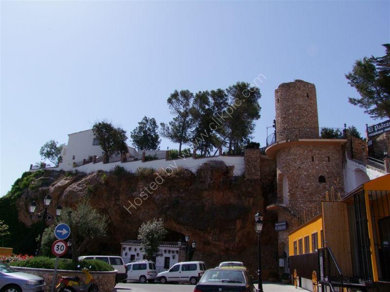 Castle, Mijas