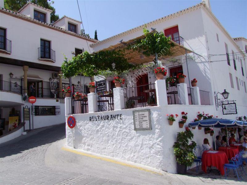 Restaurant, Mijas