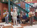 Cuban Musicians, Mercaderes Street, Havana