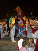 New Years Eve, Cathedral Square, Havana