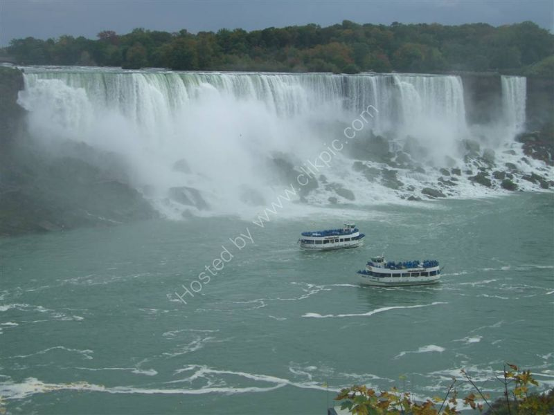 USA Falls at Niagara Falls