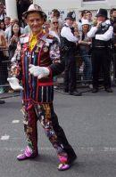 Performer, Nottinghill Carnival 2009