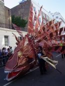 A Dragon!, Nottinghill Carnival 2009
